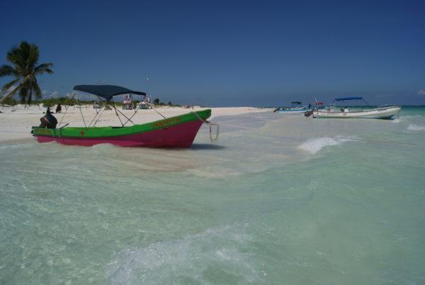 Mexiko Reise - Yucatán, Strand und Meer