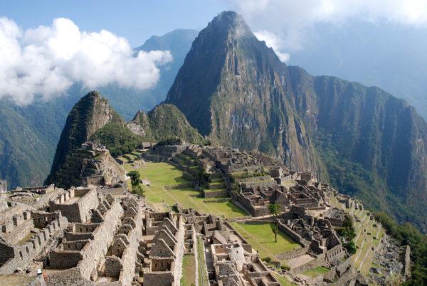 Peru-Reise - Machu Picchu