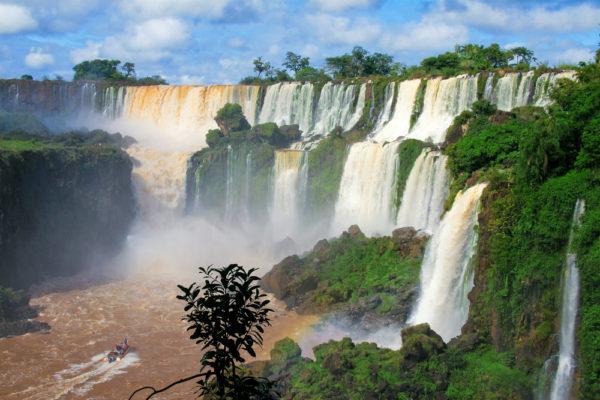 Iguazu Wasserfälle, Argentinien, Brasilien, Wasserfälle, Natur,