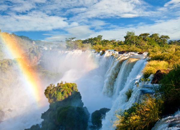 Cataratas do Iguaçu - Brasilien Rundreise