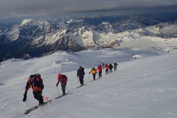Elbrus Skitour