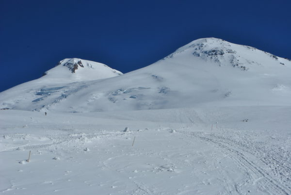 Elbrus Besteigung ohne Ski