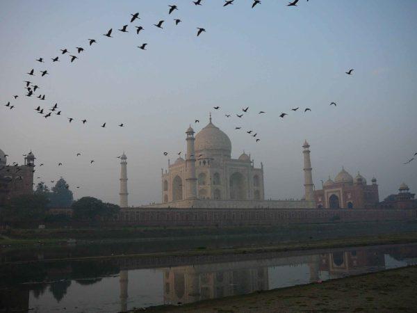 Goldenes Dreieck - Agra, Taj Mahal