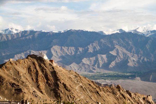 Berglandschaft in Ladakh
