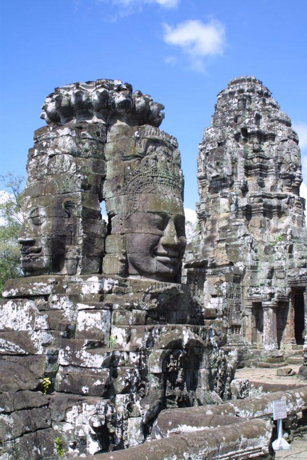 Tempel, Figuren